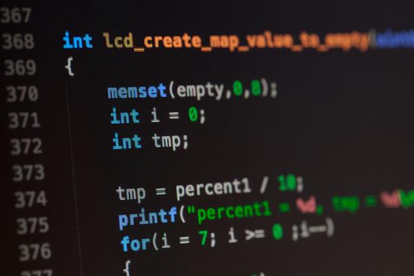 Random Snippet of Code