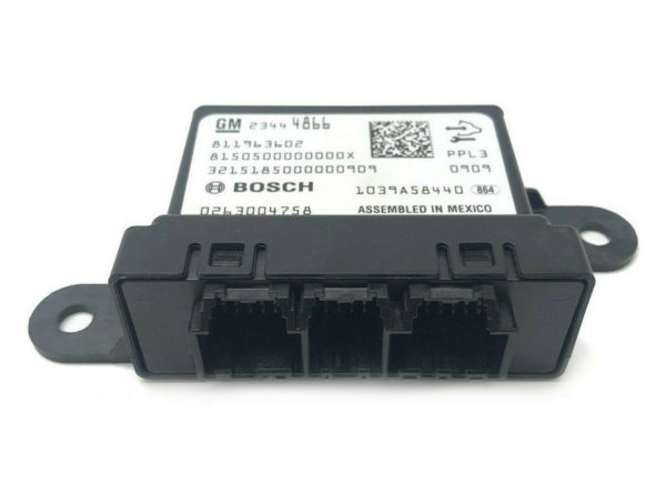 GM Park Assist Module